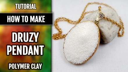 Free Tutorial: Claire Randall's Pendant, Inspired by Outlander