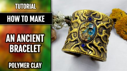 Patron $15+ Video Tutorial: On Unique technique – An Ancient Bracelet