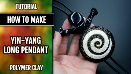 Patron $15+ Video Tutorial: Yin-Yang Long Pendant!