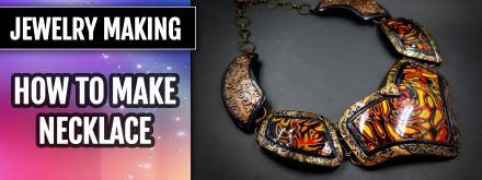 Patron $10+ Video Tutorial: Great Necklace using hand-carved texture