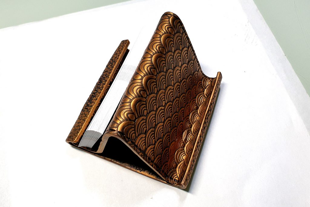 Making Phone & Business Card Holder 18