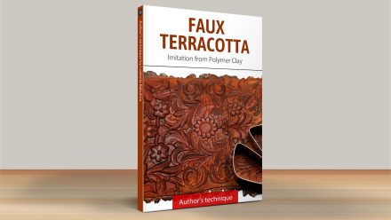 ($5+) Video Tutorial: How to make Faux Terracotta jewelry